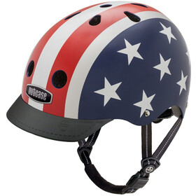 Nutcase Street Casque Enfant, stars & stripes